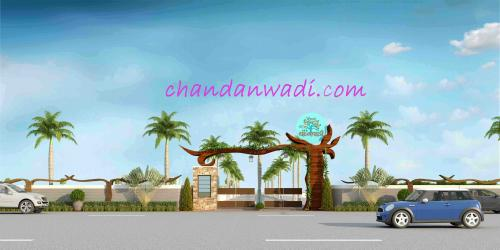 Chandanwadi weekend home open plots at pavagadh