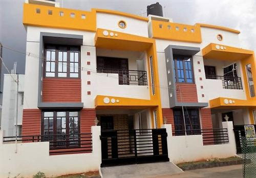 G+1 3B2HKD(1B A/c) Fully Furnished Ready Possession Villa at Vadavalli