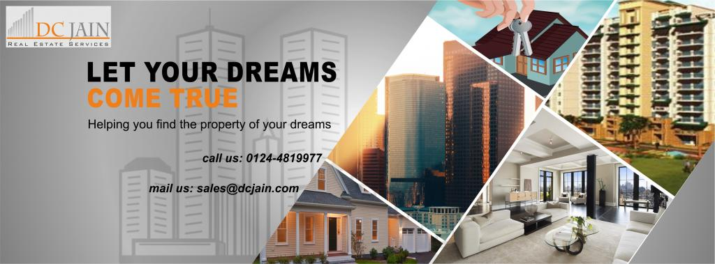DC JAIN REAL ESTATE SERVICES cover pic