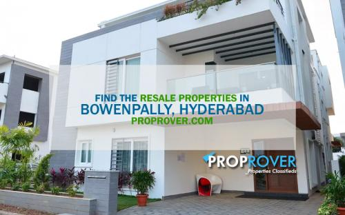 Flats & Villas for Sale - Bowenpally